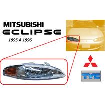 95-96 Mitsubishi Eclipse Faro Delantero Lado Derecho Tyc