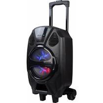 Mini Bafle 1000w Pmpo Portátil Recargable Bluetooth Usb Aux