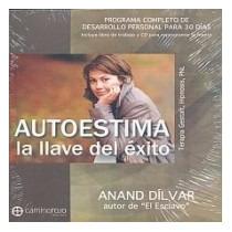 Libro Anand Dílvar - Autoestima. La Llave Del Exito