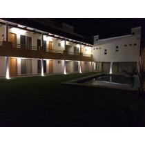 Casa De Fin De Semana Renta Por Habitacion, O Solo Jardin