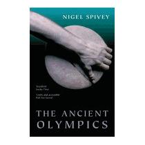 Ancient Olympics, Nigel Spivey