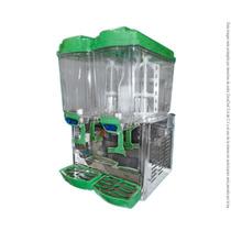 Enfriador De Aguas Frescas 2 Tanques Mgs 110v