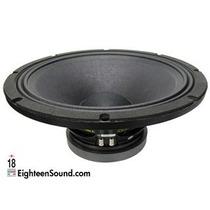 Bocina Eighteen Sound Para Bajo 18 Pulgadas Mod. 18w2000
