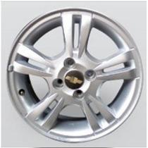 Rin 15 Nuevo Linea Silver Chevrolet Aveo 2009 - 2016