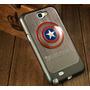 Case Super Heroes Samsung S4