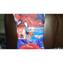 Pijama Infantil Importada Para Niño De Spiderman