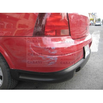 Corsa Tunning Spoiler Trasero Faldon Modificado Para Escape