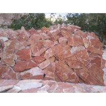 Piedra Laja Roja Tlayua Para Piso