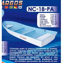 Lancha Fibra De Vidrio 18 Pies Nc-18-pa | Argos