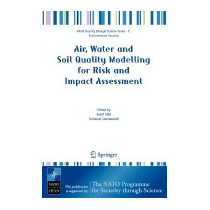 Air, Water And Soil Quality Modelling For Risk, Adolf Ebel