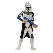 Capitán Rex Costume Star Wars Clone Wars Clone Trooper Del N