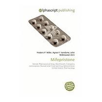 Mifepristone, Frederic P Miller