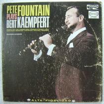 Pete Fountain Plays Bert Kaempfert 1 Disco Lp Vinilo