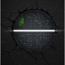 Star Wars Death Star Light Lampara Preventa Force Awakenes