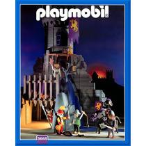 Playmobil, Torre De Ataque Del Baron 3665, Descontinuado
