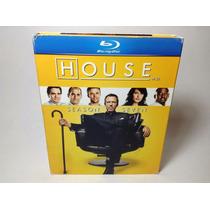 Dr House Md 7 Temporada Septima Blu Ray Serie Tv