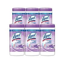 Lysol Tough Poder De Limpieza Toallitas Desinfectantes La Ma