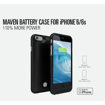 Funda Bateria Case Iphone 6 Negro 3000mah Bc6 Lenmar