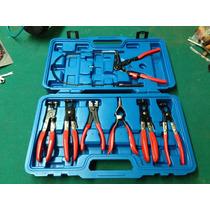 Juego De 7 Pinzas Para Mecanico Jtc No Snapon Craftsman Otc