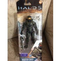 Halo 5 Gardians Master Chief Mcfarlane Nuevo En Empaque