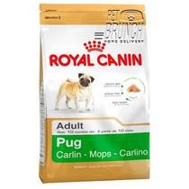 Royal Canin Pug Adulto 4.5kgs Pet Brunch