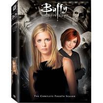 Buffy The Vampire Slayer Fourth Season D V D