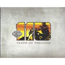 Catalogo 100 Years Of Freedom Harley-davidson 2012.