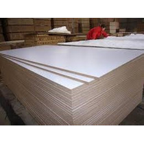 Mdf 15mm Melamina Blanco