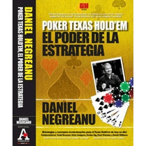 Libro El Poder De La Estrategia Poker Texas Holdem + Regalo