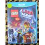 Nintendo Wii U Lego The Movie Video Game