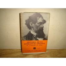 Historia De La Literatura Inglesa-w. J. Entwistle, E. Gillet