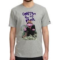 Playeras O Camiseta Conde Contar Plaza Sesamo 100% Nueva