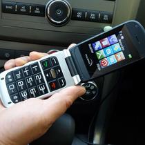 Celular Pulsare® 360 Negro Teclado Fisico V3 Bluetooth Cámar