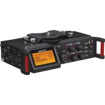 Tascam Dr-70s Grabadora Audio 4 Canales Para Dslr Y Video