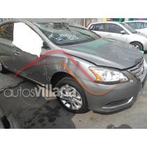 Nissan Sentra 2013 Autopartes Refacciones Piezas Y Colision