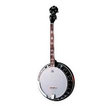 Banjo Cort De 4 Cuerdas Con Funda Cb64