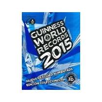 Libro Guinness World Records 2015 *cj