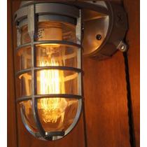 Lámpara Vintage / Diseño Industrial / Edison Anti Explosión