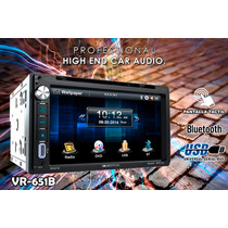 Soundstream Autostereo 2 Din, Pantalla Touch, Bluetooth, Usb