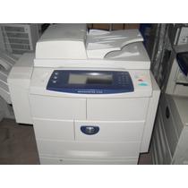 Copiadora E Impresora X Erox Workcentre 4150 Con 2 Bandejas