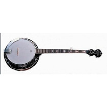 Banjo Cort De 4 Cuerdas Con Funda Cb74