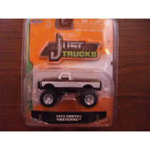 Jada Just Trucks Wave 3 1972 Chevrolet Cheyenne