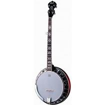 Banjo Cort De 5 Cuerdas Con Funda Cb54