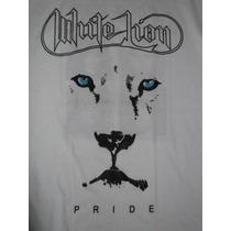 White Lion Playera Camiseta Grande Poison Motley Kiss