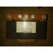 Transformador De Voltaje 1000va 440v-220v Bifasico