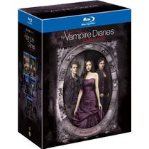 Diario De Vampiros The Vampire Diaries Temporadas 1-5 Bluray