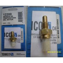 Sensor Temperatura Tomco Vocho Motor F I