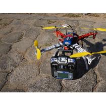 Drone Cuadricoptero F450 Ensamblado Y Calibrado