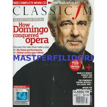 Placido Domingo Revista Britanica Classic Fm Marzo 2011