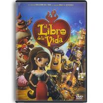 El Libro De La Vida , The Book Of Life , Pelicula En Dvd